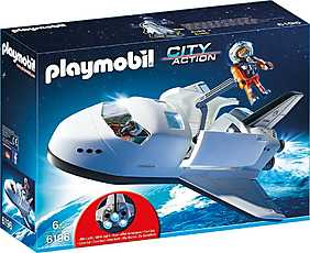 Playmobil City Action - Space, Naveta spatiala