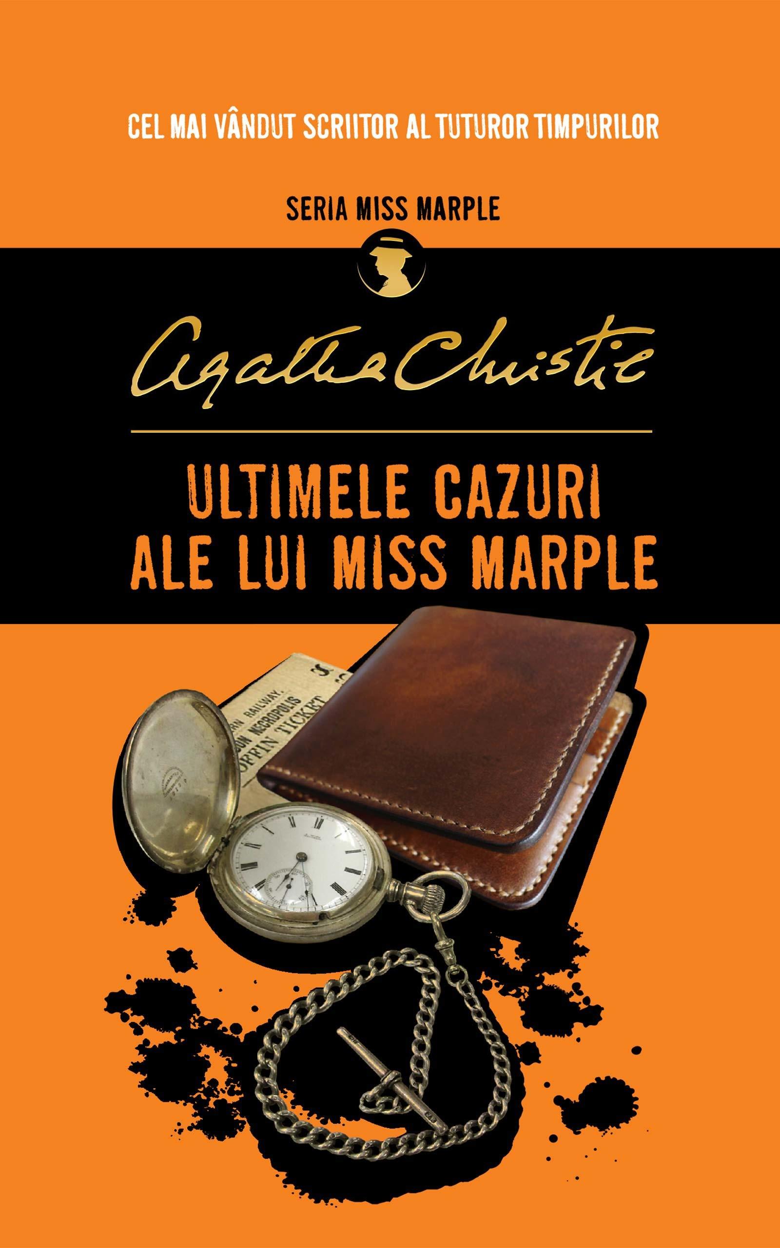 Ultimele cazuri ale lui Miss Marple (eBook) pdf pret librarie elefant oferta