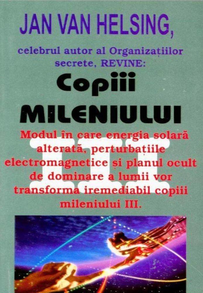 Jan van Helsing - Copiii mileniului III -