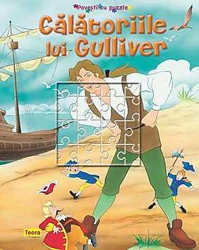 Povesti cu puzzle, Calatoriile lui Gulliver