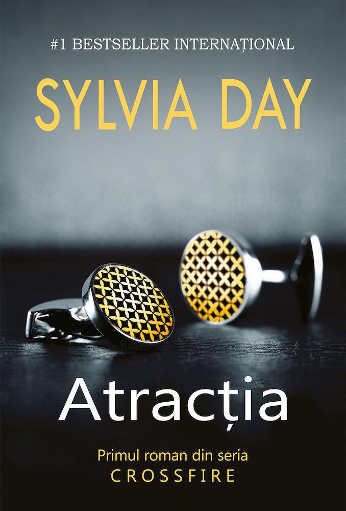 Sylvia Day - Atractia, Crossfire, Vol. 1 -