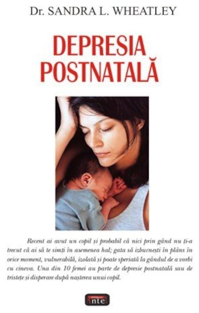 pdf epub ebook Depresia postnatala