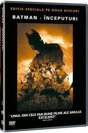 Batman - Inceputuri - Array