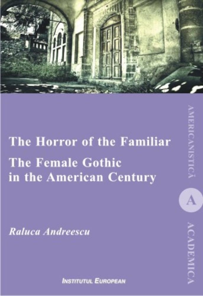 pdf epub ebook The Horror Of The Familiar. The Female Gothic In The American Century