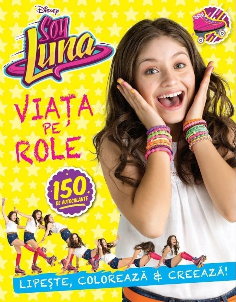 Soy Luna. Viata pe role