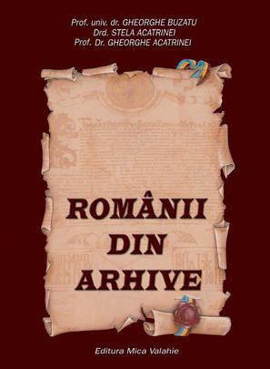 Romanii din arhive - Array