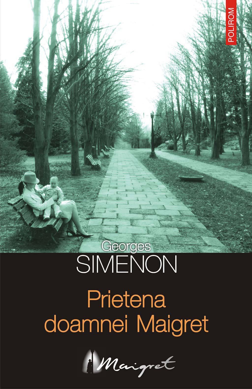 Prietena doamnei Maigret (eBook) pdf pret librarie elefant oferta