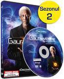 Prin Gaura de Vierme cu Morgan Freeman - Sezonul 2 Disc 1