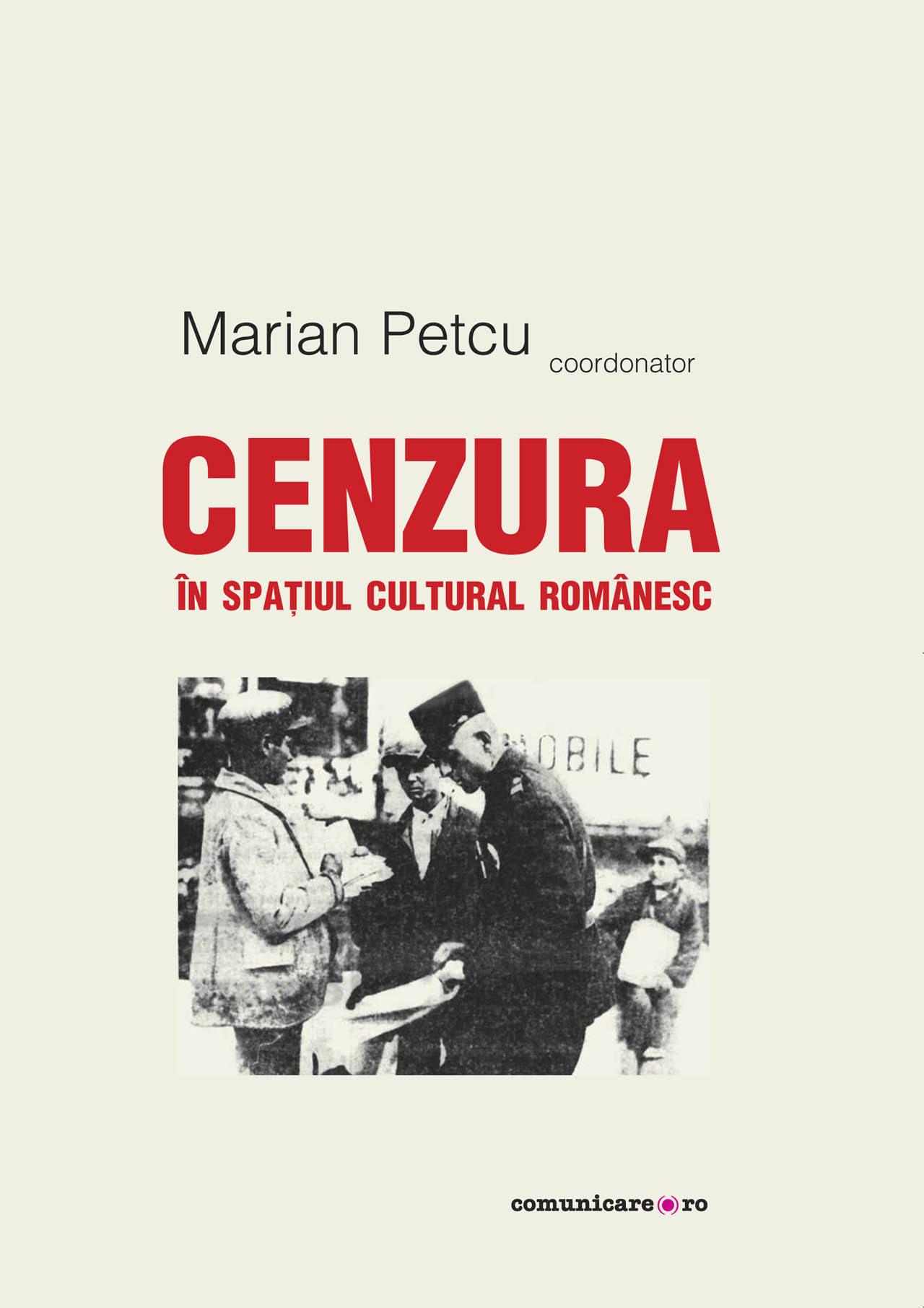 Cenzura in spatiul cultural romanesc (eBook) pdf pret librarie elefant oferta