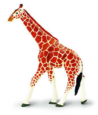 Safari, Figurina Girafa somaleza