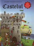 Jucarii Tridimensionale - Castelul. Clasa Pregatit