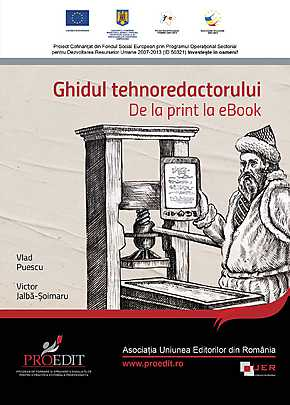 Ghidul tehnoredactorului. De la print la eBook - Array