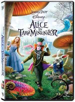 Alice in Tara Minunilor - Array