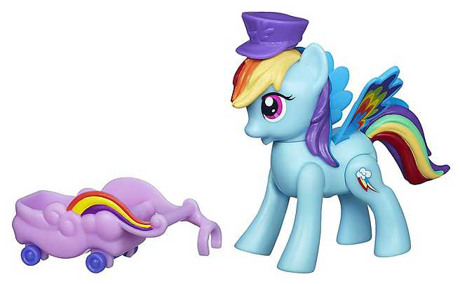 My Little Pony, Set Rainbow Dash cu accesorii