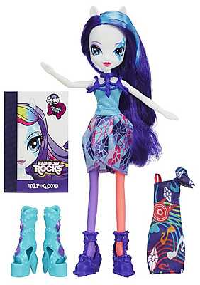 My Little Pony, Papusa Equestria Fashion - Rarity