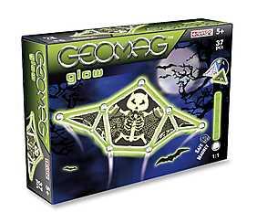 Geomag Kids Panel Glow, 37 piese