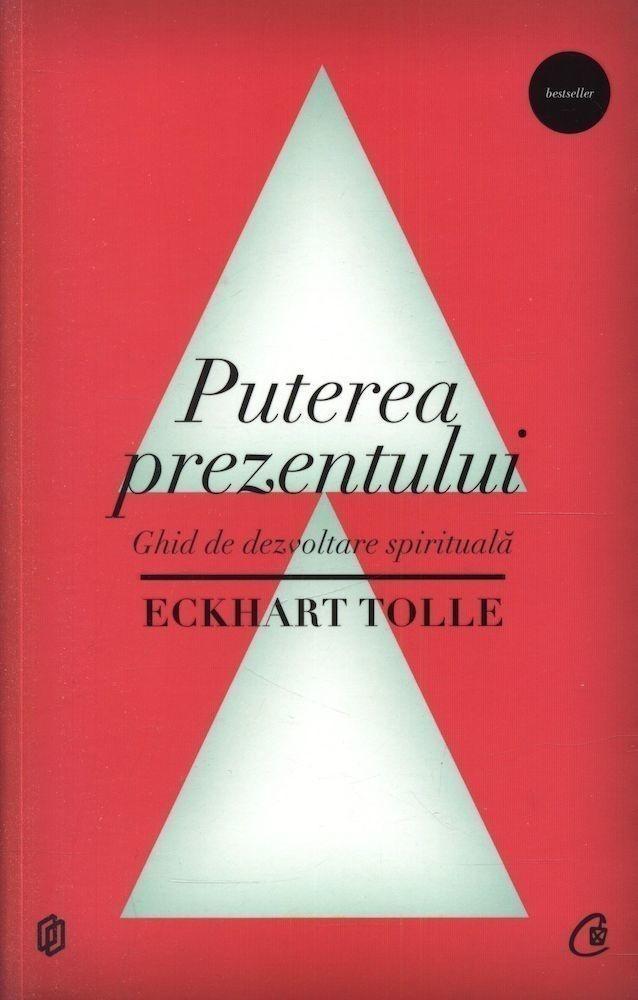 Eckhart Tolle - Audiobook - Puterea prezentului  -