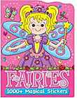 Brown Watson - Fairies: Sticker & Colour Activity