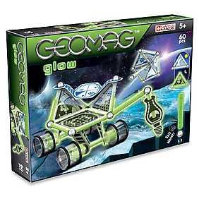 Geomag Kids Panel Glow, 60 piese