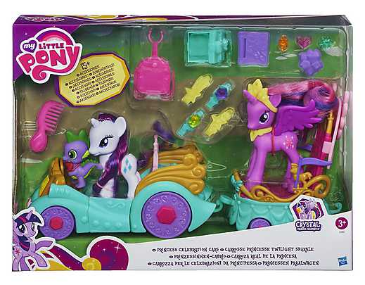 My Little Pony, Vehiculul lui Twilight Sparkles