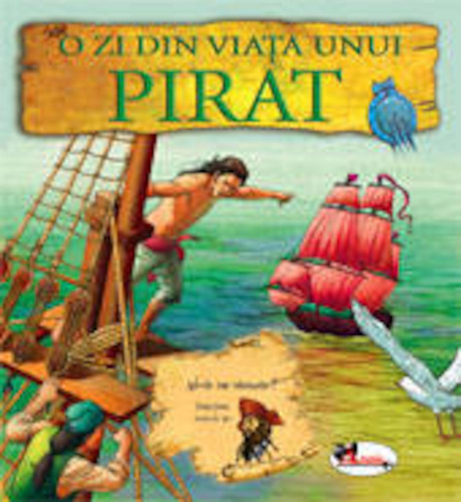 O zi din viata unui pirat, Editura Aramis