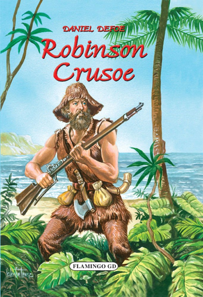characterization of robinson crusoe in daniel defoes robinson crusoe Lecture 9 the 18th century the age of enlightenment daniel defoe robinson crusoe part one how to appreciate a novel/fiction 11 elements of fiction one useful way.