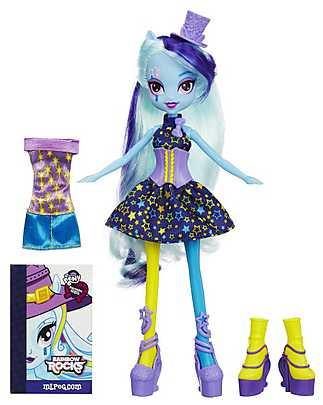 My Little Pony, Papusa Equestria Fashion - Trixie Lulamoon