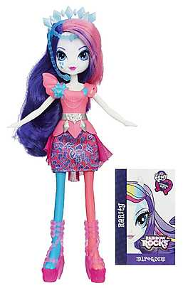 My Little Pony, Papusa Equestria Rainbow Rocks - Rarity