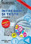 Intrebari Si Teste Categoria B (cd Inclus)