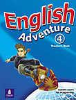 English Adventure 4 Teacher's Book