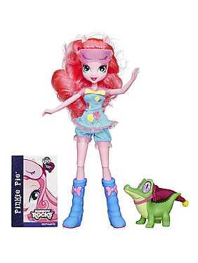 My Little Pony, Papusa Equestria Pinkie Pie si Gummy