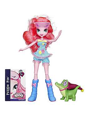 My Little Pony, Papusa Equestria Pinkie Pie si Gummy