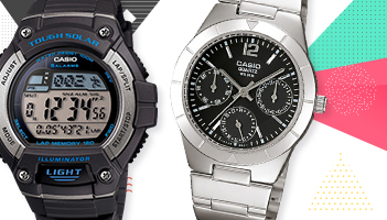 CASIO Must-haves