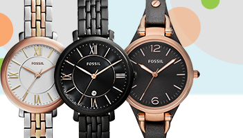 Fossil, make her Happy!