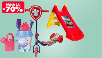 Jucării de exterior