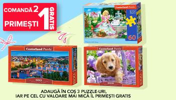 Puzzle-uri Castorland