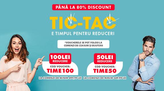 TIC-TAC ... TIC-TAC